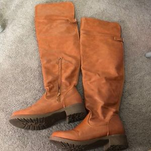 Shoes - Over the knee boots 6.5